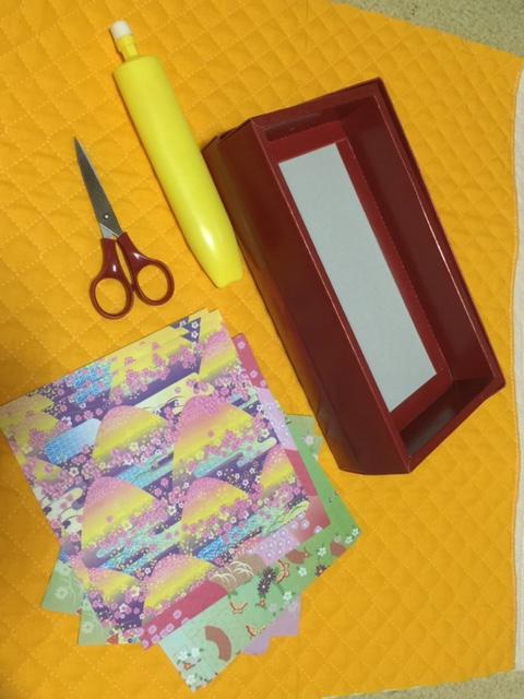 ハート 折り紙:小物入れ 折り紙-yuntacar.com