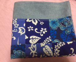 アロハ柄枕カバー