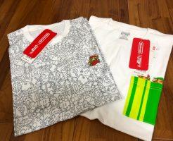 マリオTシャツ